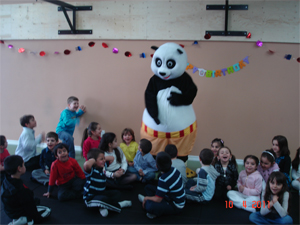 Party with Po, Fang Shen Do Kung-Fu Laval, Birthday Parties