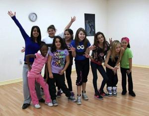 Bonnie's School of Dance, Pierrefonds, Birthday Parties