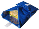 Wrap-N-Mat Snack Pouch