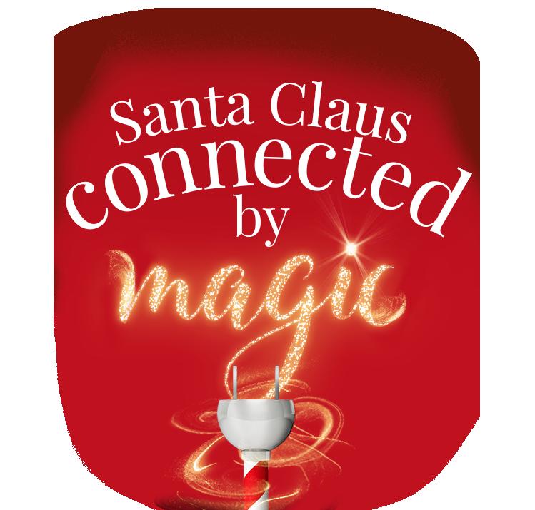 Virtual Santa Claus at Carrefour Angrignon