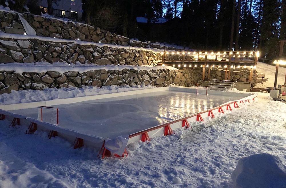 20 HQ Photos Make An Ice Rink In Backyard : Backyard Ice ...