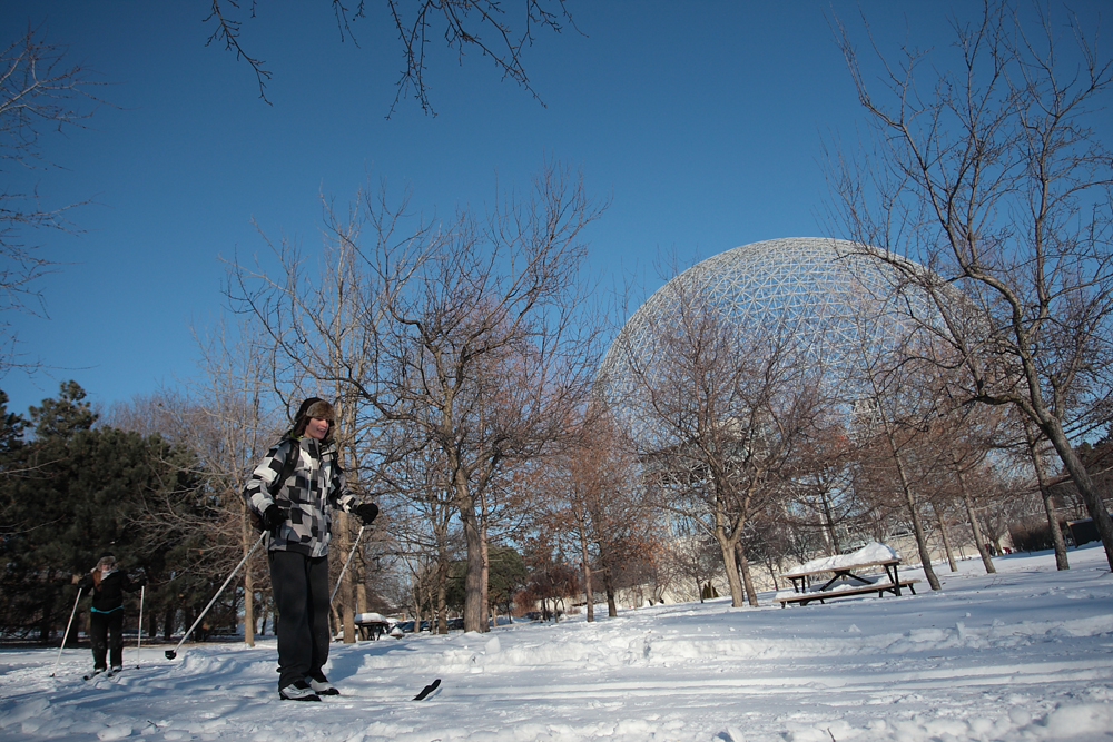 New winter activities at Montreal parks