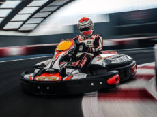 go-karting entertainment centre