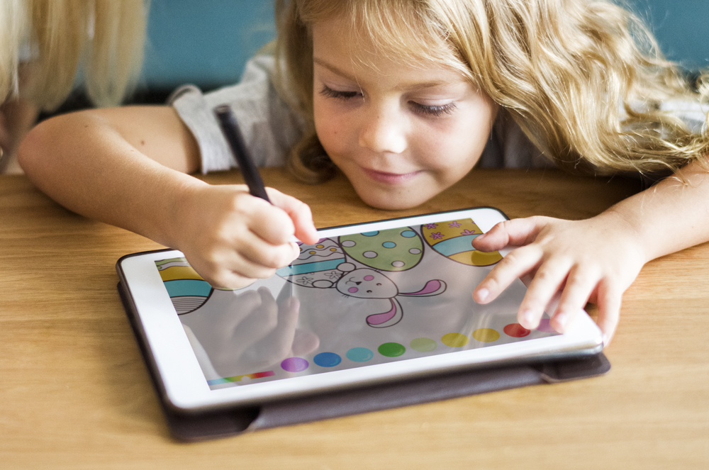 eight creativity-boosting apps for kids