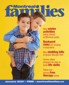 January 2021 Montreal Families