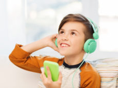 French science podcasts for kids