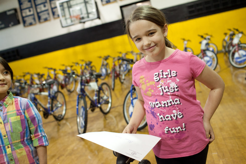 Nominations open for bike giveaway