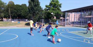 SHARKX camp offering new activities