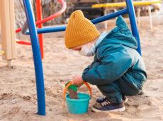Understanding kids' play during pandemic