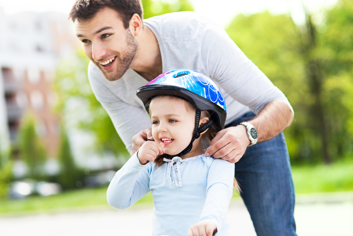 How to choose the right helmet for your child