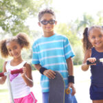 Borrow outdoor equipment for free