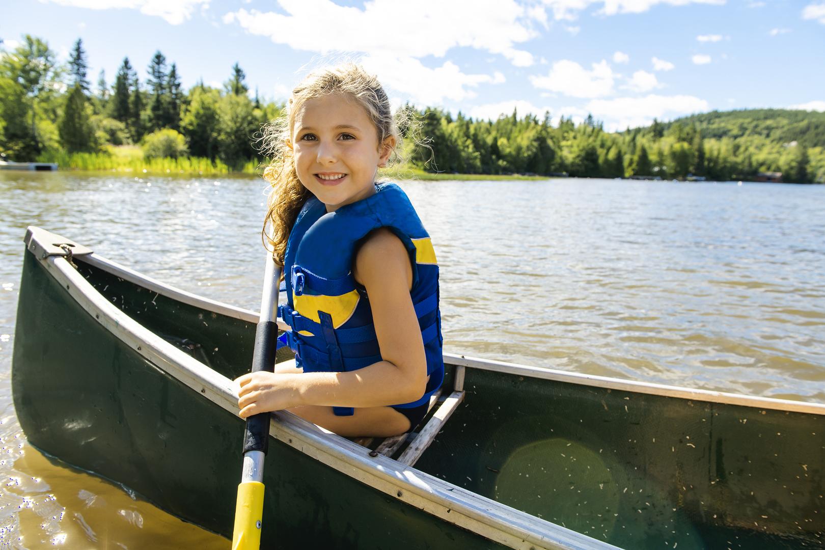 Free canoe lessons