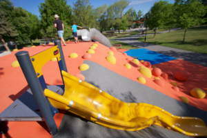 Inclusive playground opens in RDP