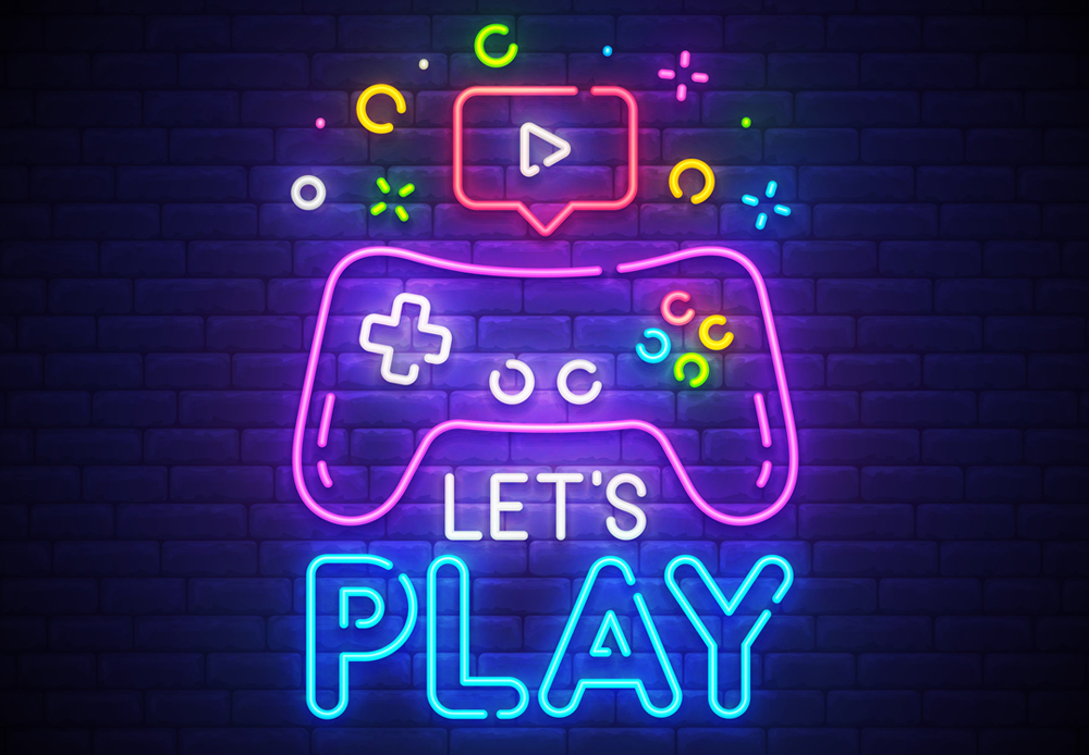 Website all about video games