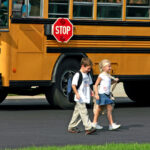A refresher on school bus safety