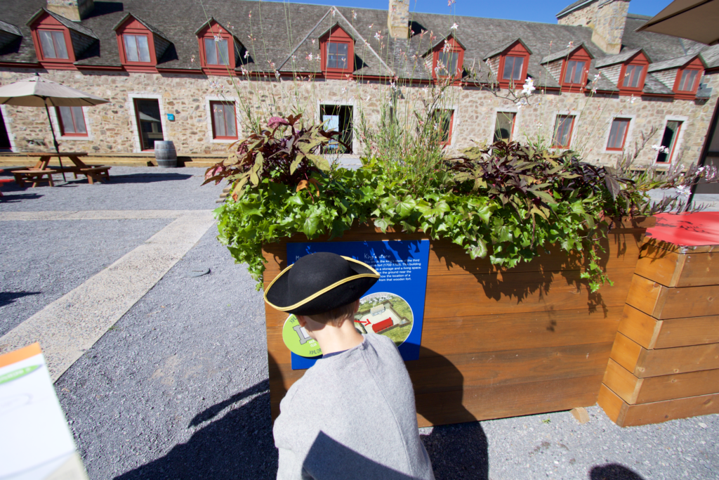 Spend a day exploring Fort Chambly