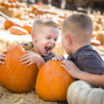 A fall outing at Rougemont farm