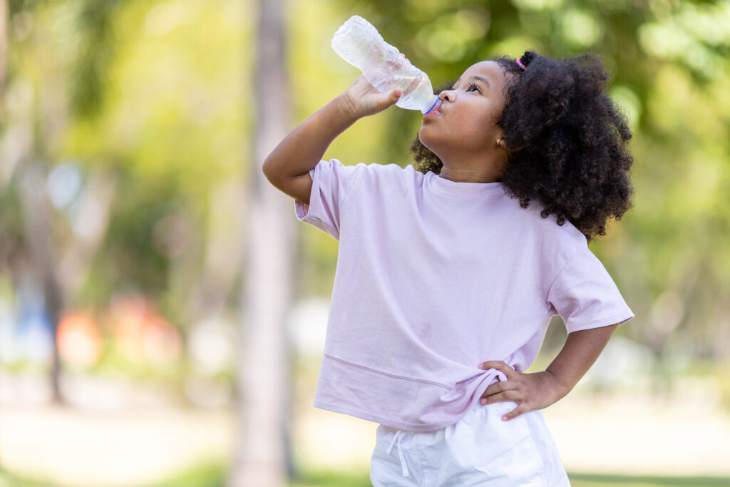 Healthy hydration for kids and teens