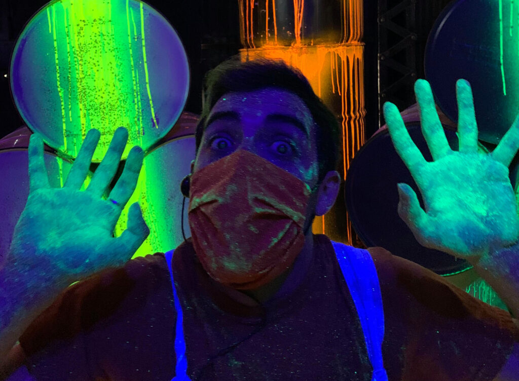 SOS Labyrinthe hosts Halloween fun