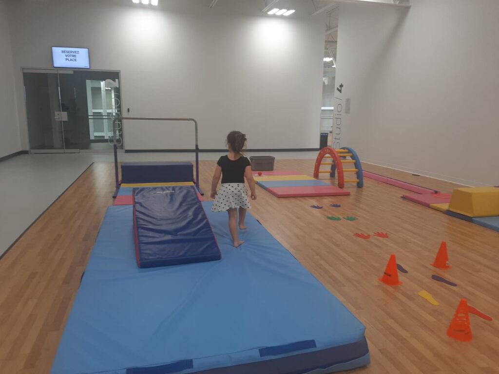 Décathlon stores offer fitness activities